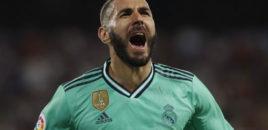 ريال مدريد يجدد عقده مع بنزيمة