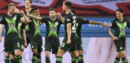 الدوري الألماني: فولفسبورج، أربعة لأوروبا ومباراة رائعة في فرانكفورت